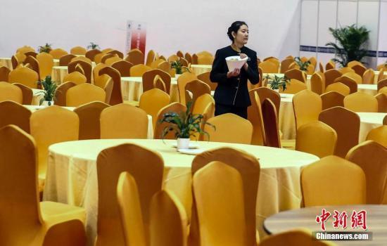 中国餐饮服务消费快速发展 国家钻级酒家营业额占正餐市场6%
